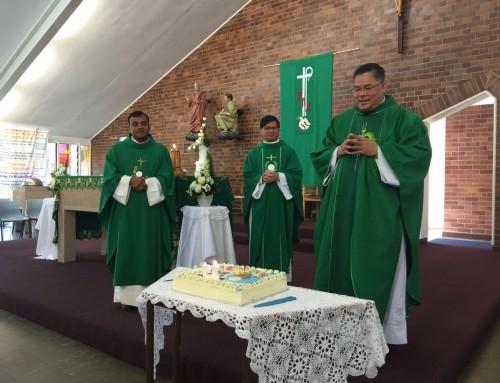 Silver Jubilee of Fr. Joseph Vu SVD