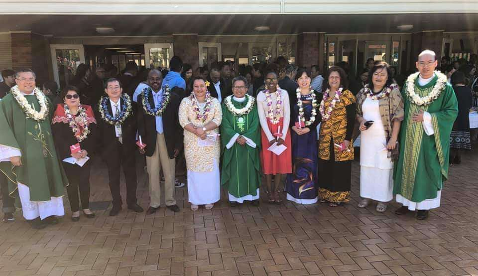 St.Mark's Parish Councillors 2019-2020