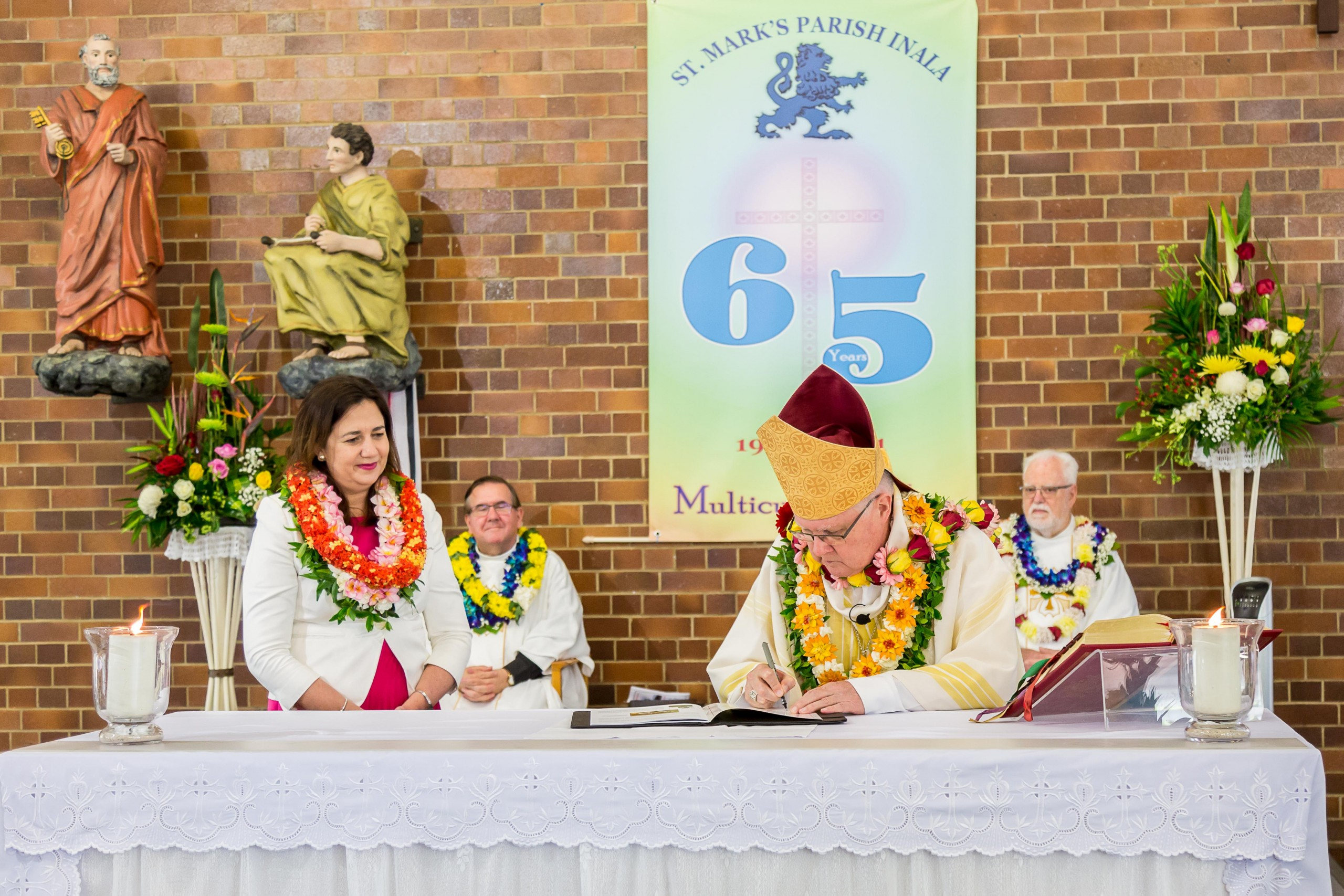 65th Jubilee Multicultural Mass